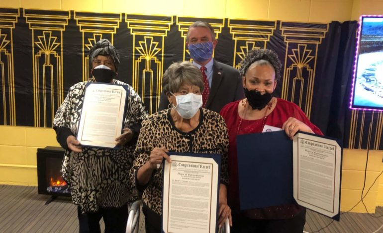 """Three """"Legacy Leaders"""" Recognized By Bacon On House Floor For Black History Month"""