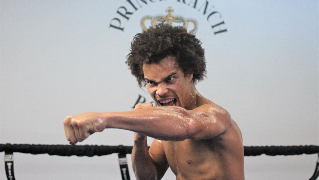 Blair Cobbs returns to the ring on June 19 against Brad Solomon. (Prince Ranch Boxing)