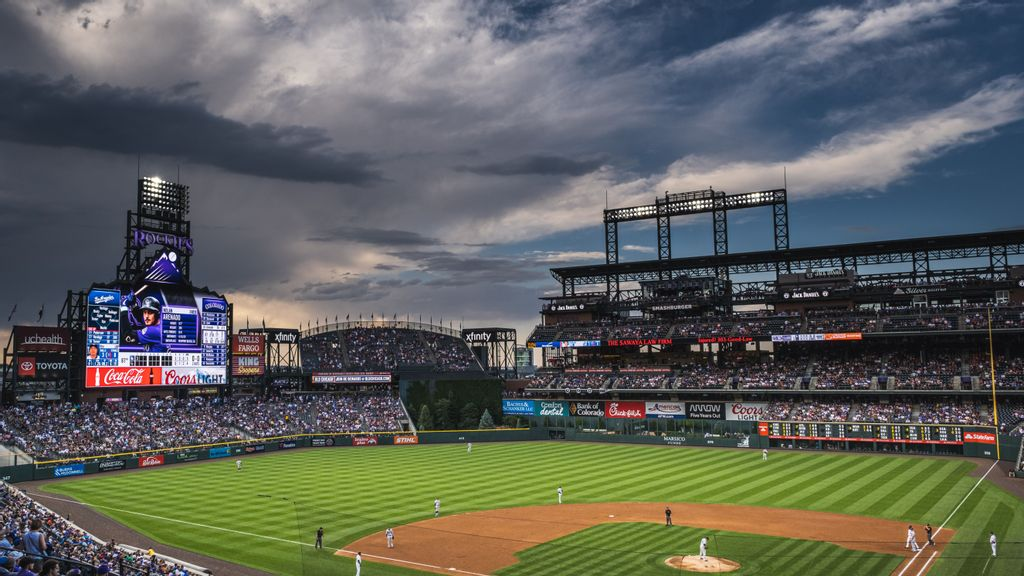 The 2021 Major League Baseball All-Star-Game will take place tonight at Coors Field, in Denver, Colorado. (Own Lystrup/Unsplash)